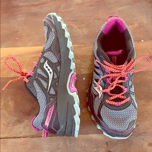 Saucony Excursion Tr 11 running shoes